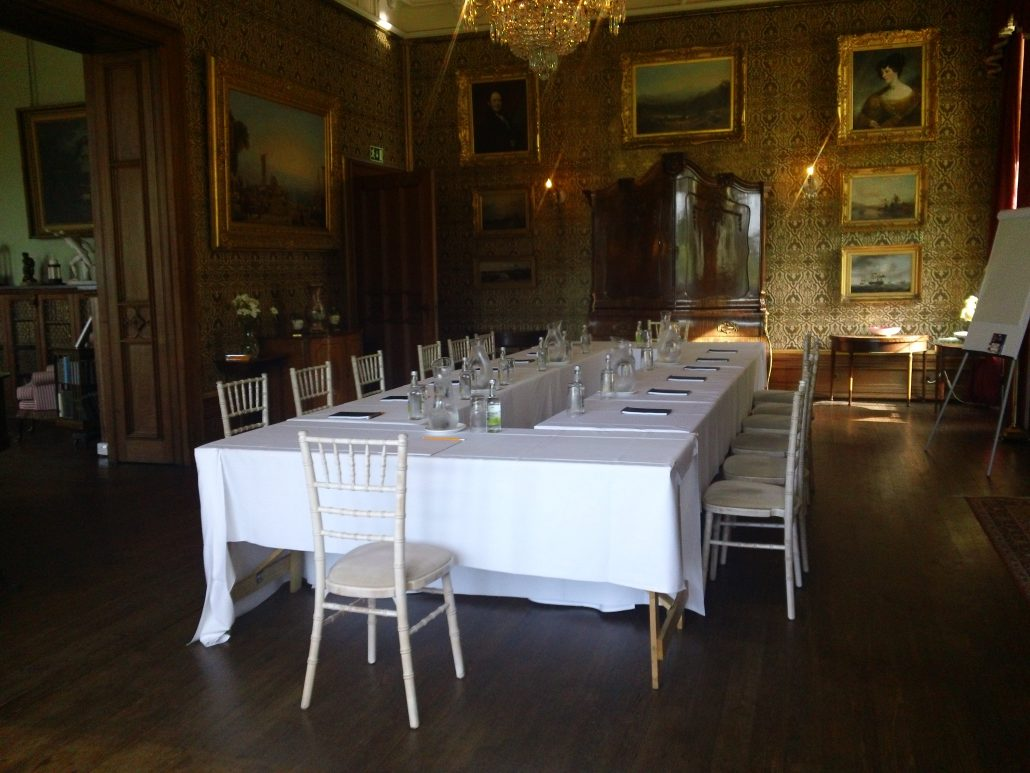 The Heath House, Events, Staffordshire
