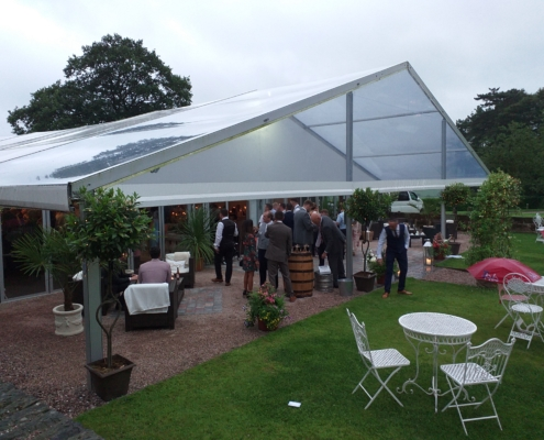 Marquee Wedding Staffordshire