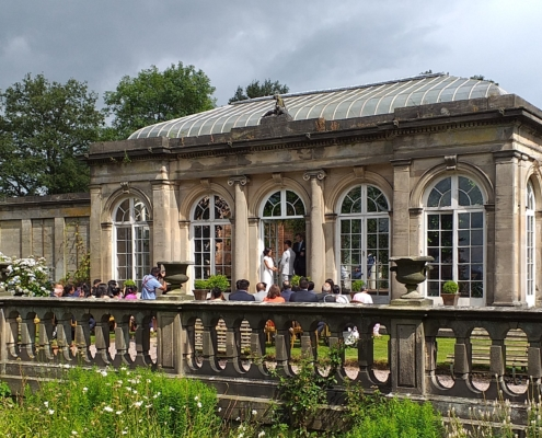 Orangery Wedding